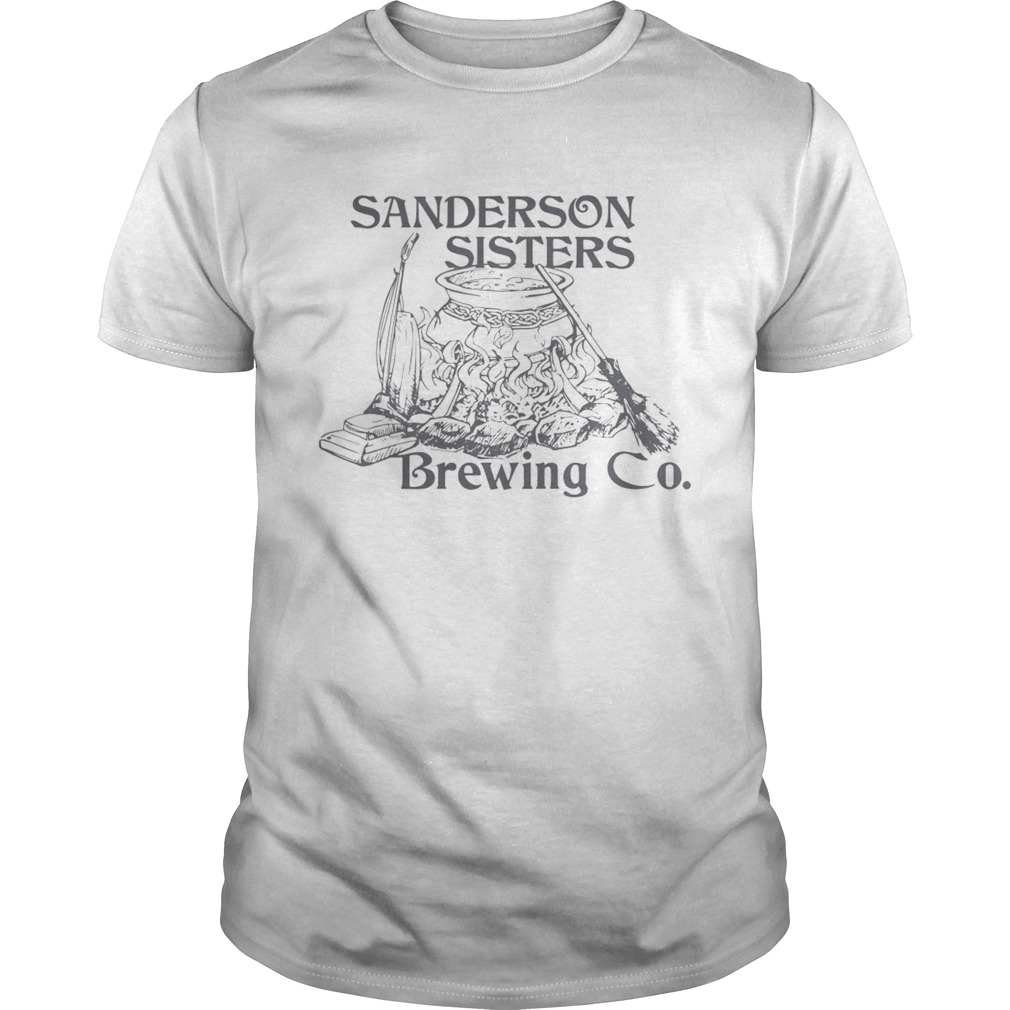 Sanderson sisters brewing co shirt
