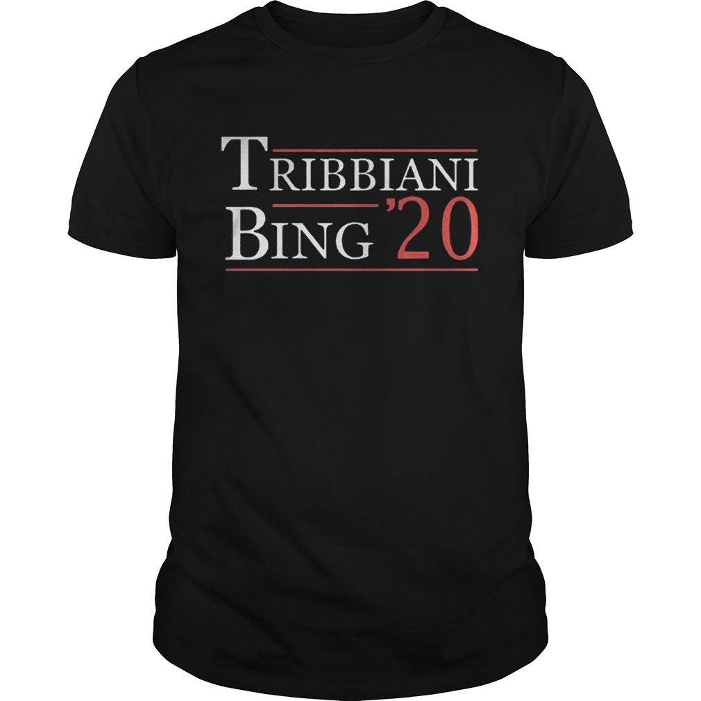 Tribbiani Bing 2020 t shirt