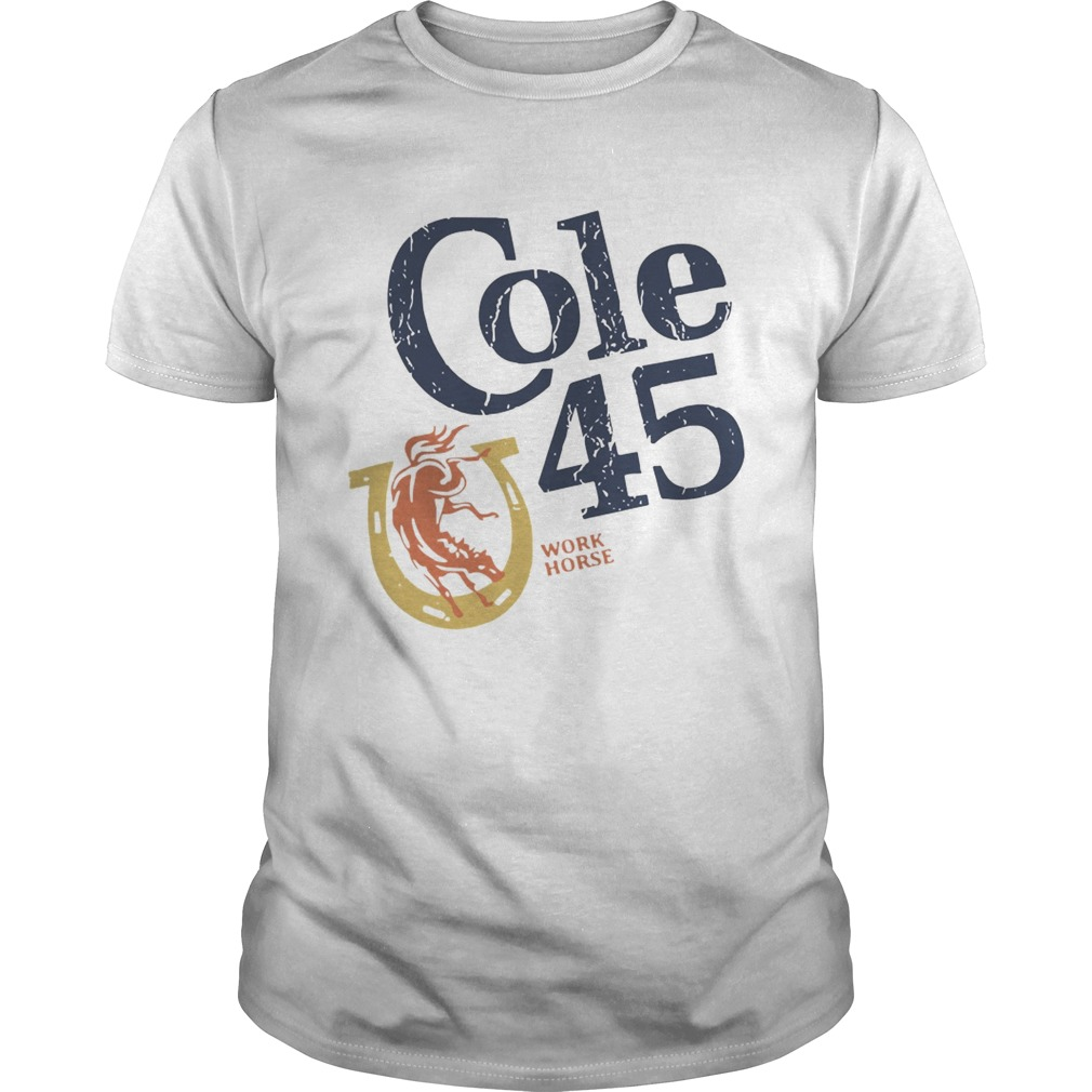 Amy Cole Cole 45 shirt