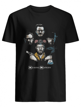 Breaking Bad Rhapsody shirt