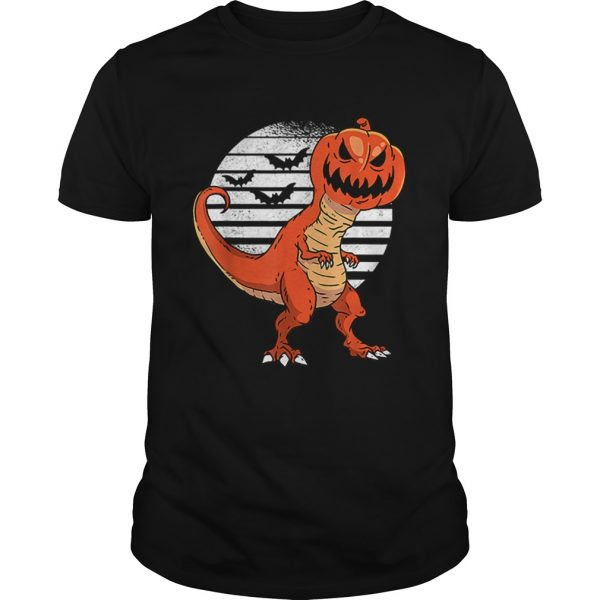 Dinosaur Pumpkin Head Halloween Costume  Unisex