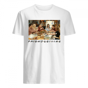 Friendsgiving Friends TV Show Thanksgiving  Classic Men's T-shirt