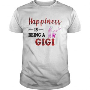 Happiness Is Being A Gigi Caro TShirt Unisex