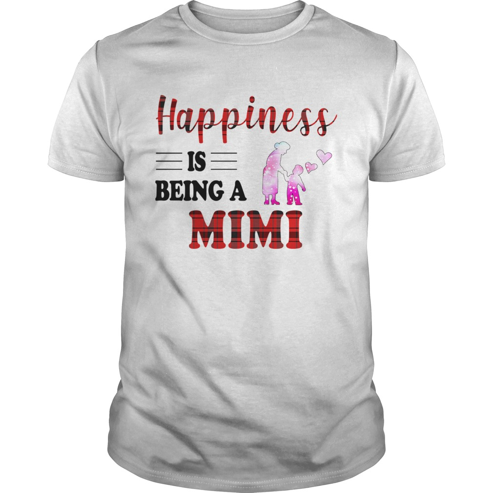 Happiness Is Being A Mimi Caro TShirt