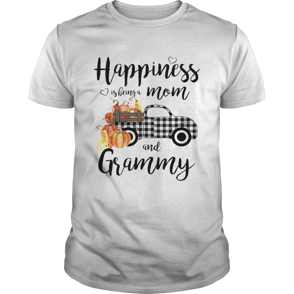 Happiness is being a mom and grammy TShirt