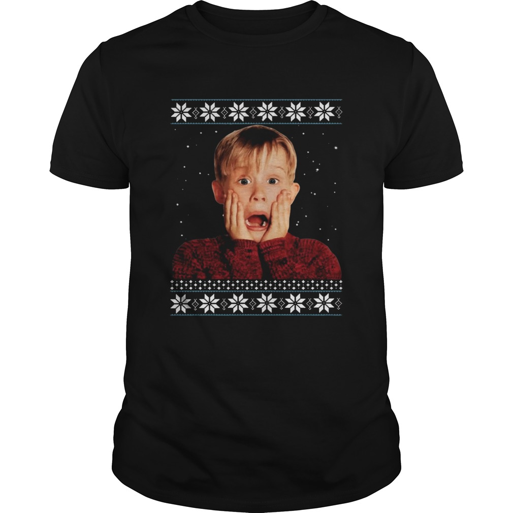 Home Alone Kevin McCallister Hoodie Tee Shirt