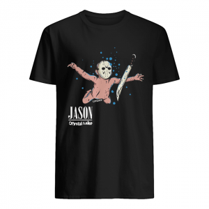 Jason Voorhees crystal lake  Classic Men's T-shirt