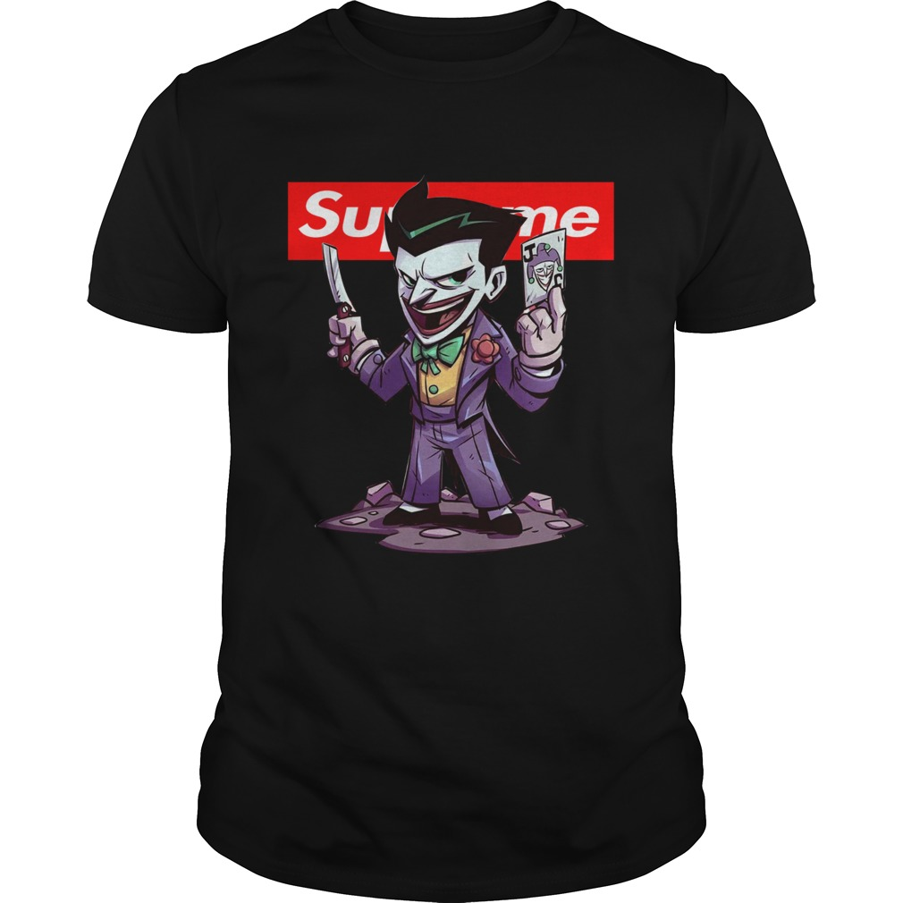 Joker Supreme shirt