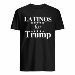 Latinos For Trump Shirt Classic Men's T-shirt