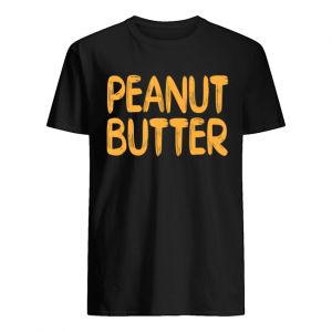 Peanut Butter Halloween Matching Costume jelly T-Shirt Classic Men's T-shirt