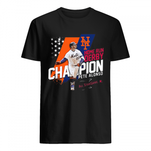 Pete Alonso home runs derby champion all star game  Classic Men's T-shirt
