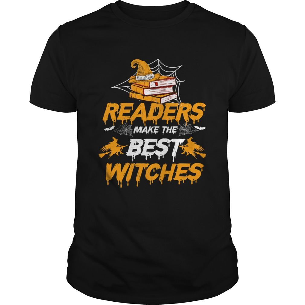 Readers make the best witches TShirt