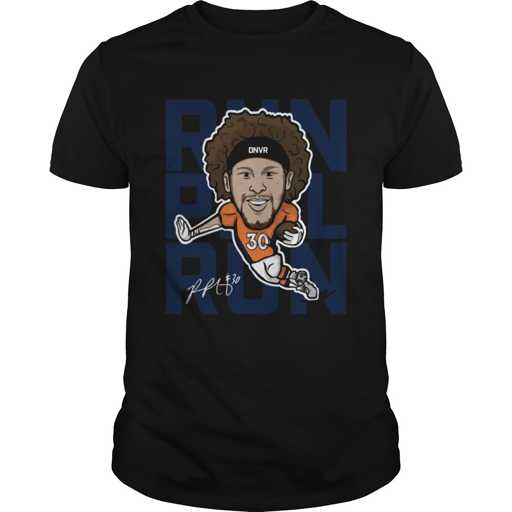 Run Phil Run shirt