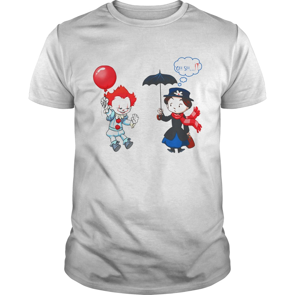 Substitute Nanny Mary Poppins shirt