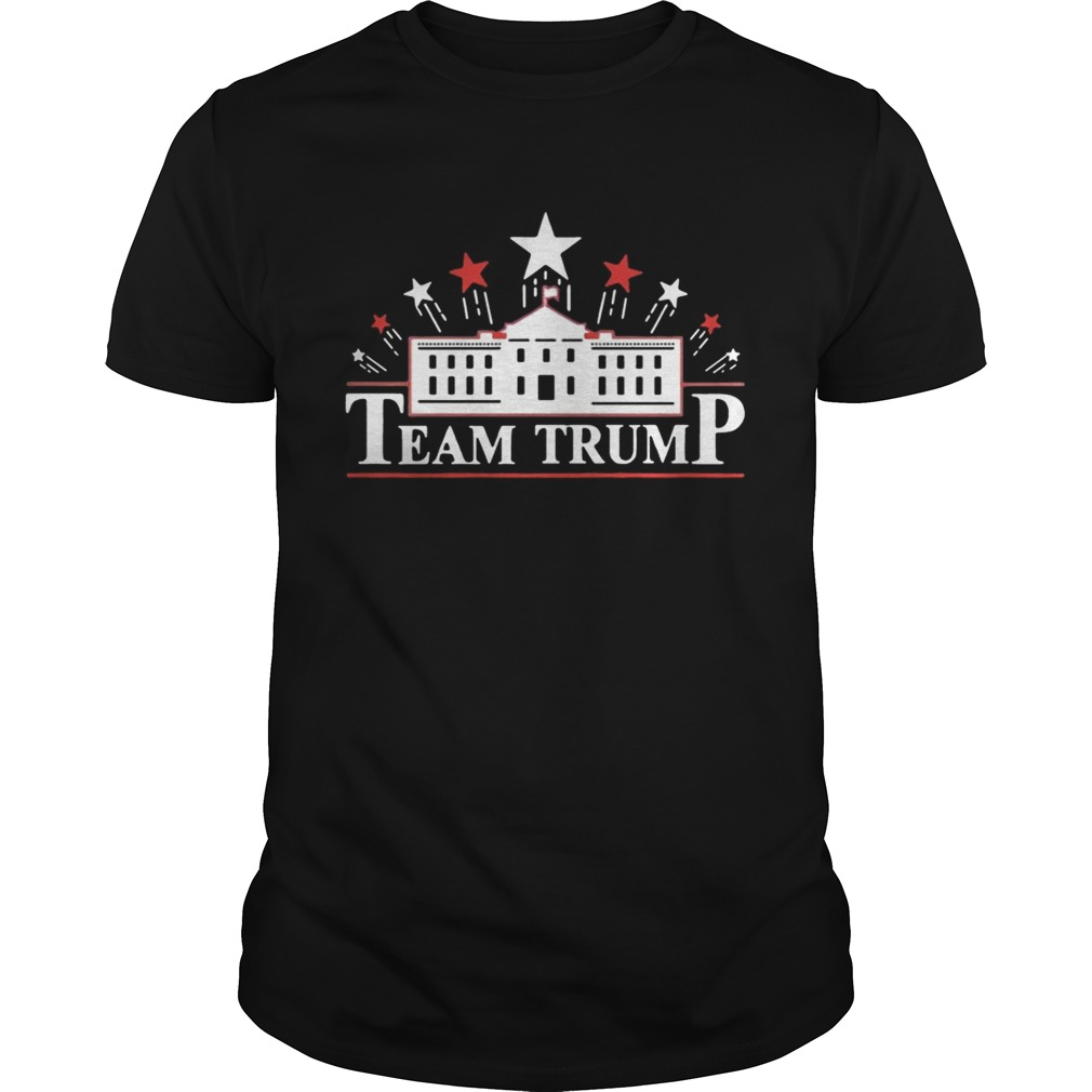 Team Trump 2020 Tee Shirt