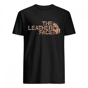 The Leather Face Shirt Classic Men's T-shirt
