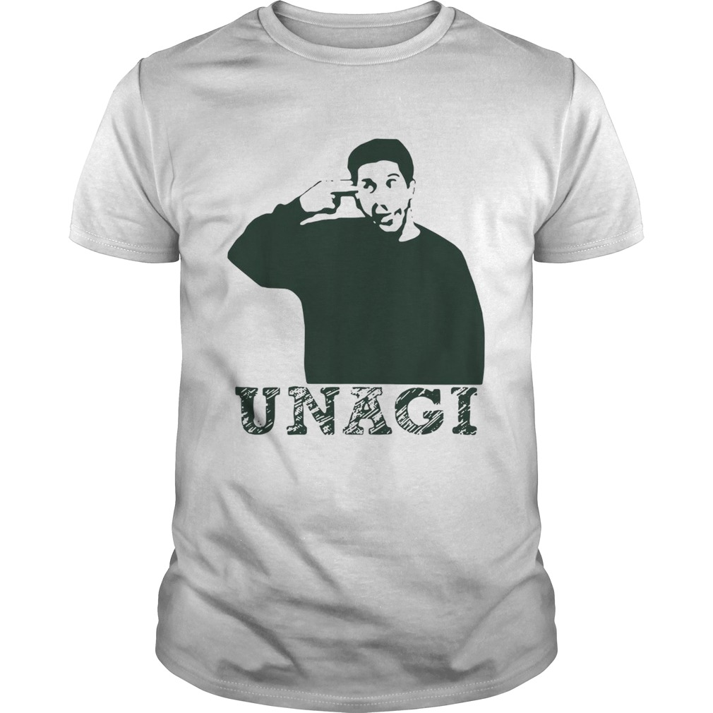 The One with Unagi shirt