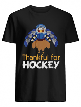 Turkey thankful for Hockey shirt