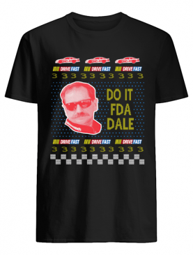 Do It For Dale Merry Christmas shirt