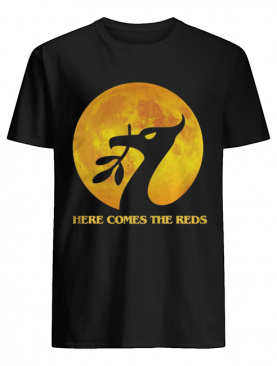 FLC Here comes The Reds shirt