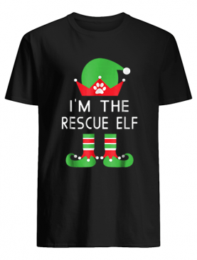I'm The Rescue Elf shirt