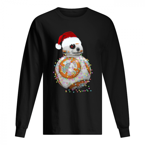 Santa Beebee-Ate Christmas  Long Sleeved T-shirt