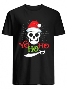 Yo Ho Ho Pirate Boat Cruise Christmas shirt