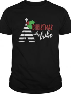 Christmas Tribe shirt