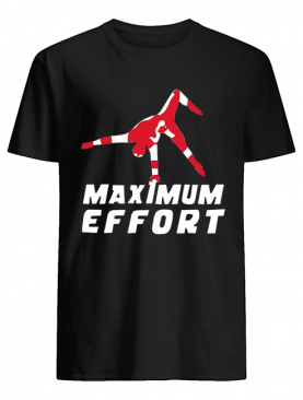 Maximum effort Jumpman Air Jordan shirt