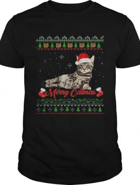 Merry Catmas Ugly Christmas shirt