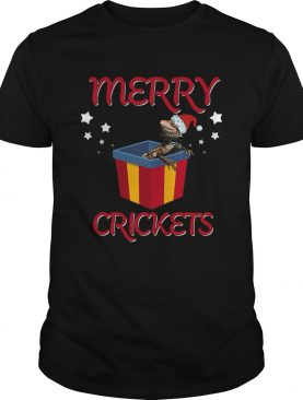Merry Crickets shirt