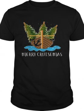 Merry Cruisemas Christmas Cruise shirt