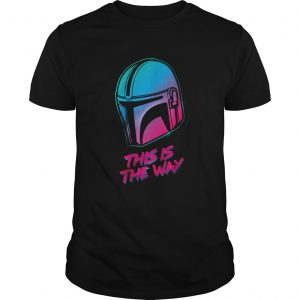 Star Wars This is The way  Unisex