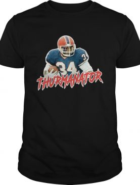 Thurmanator Jersey shirt