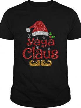 santa Yaya claus Christmas family gifts shirt