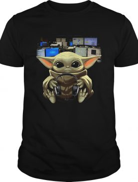 Baby Yoda Hug Producer Music shirt