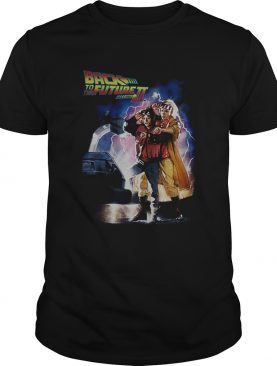 Back to the future part II shirt