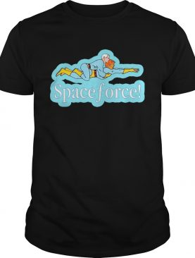 Donald Trump And Mike Pence Space Force shirt