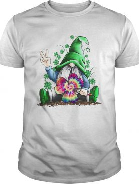 Hippie Gnome Happy St Patricks Day shirt