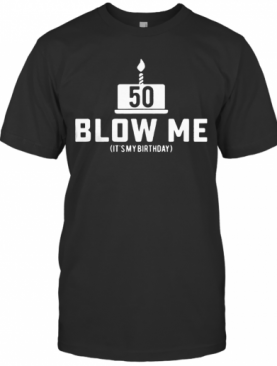 Mens 50Th Birthday T-Shirt
