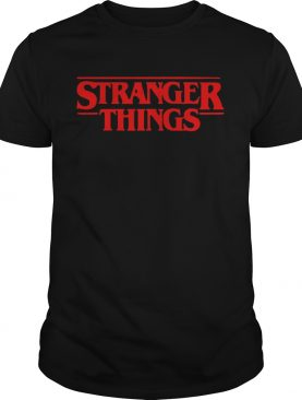 Stranger things 2020 shirt
