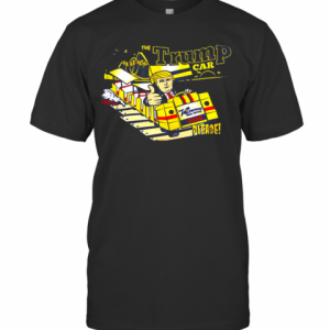 Trump Tramcar T-Shirt Classic Men's T-shirt