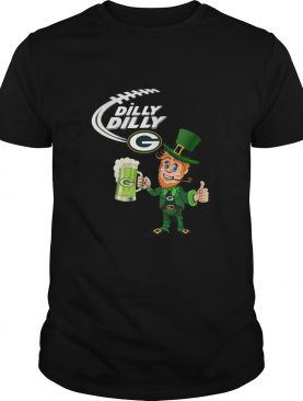Uncle Sam Dilly Dilly Green Bay Packers shirt
