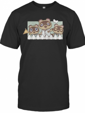 Animal Crossing Designs T-Shirt