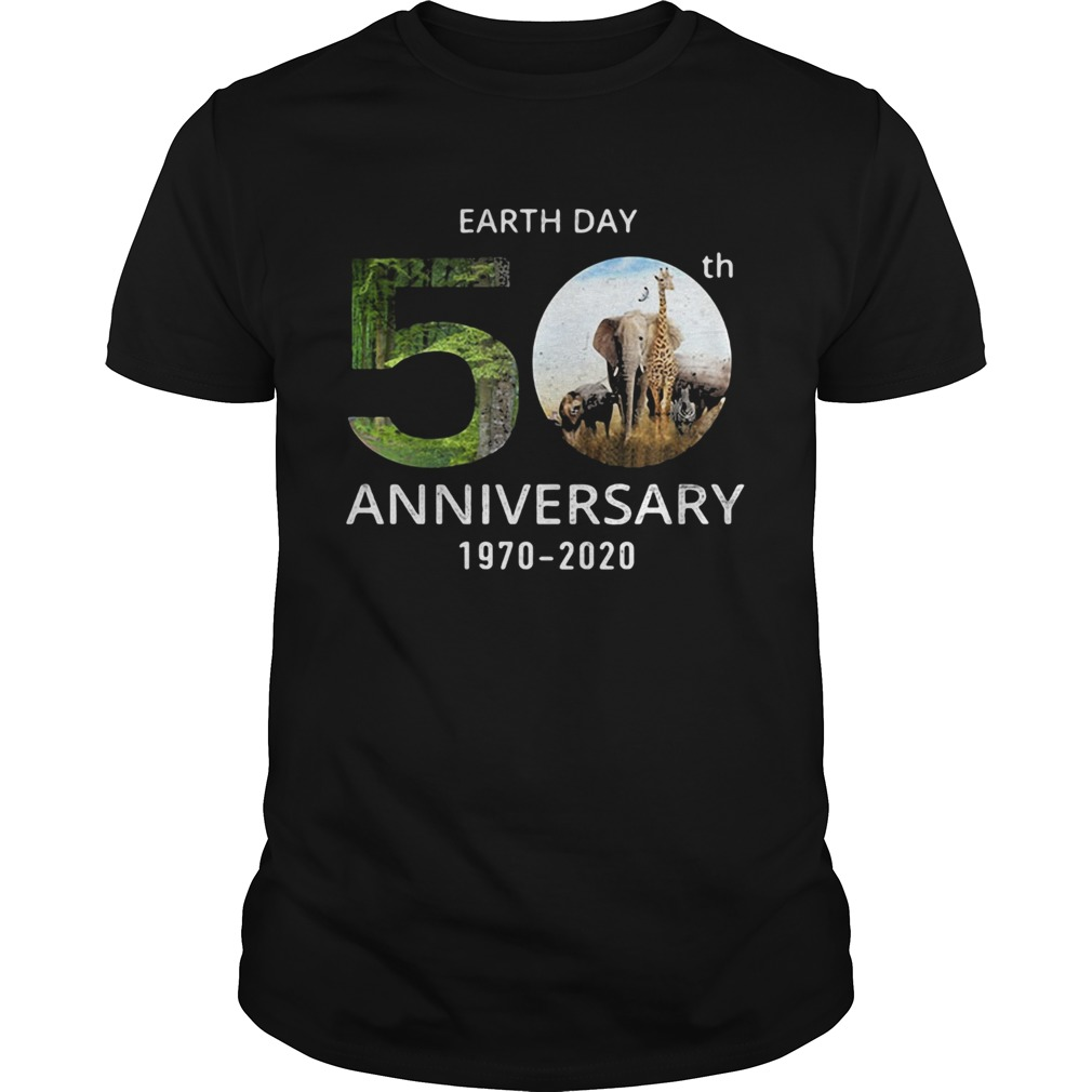 Animals Earth Day 50th Anniversary 1970 2020