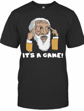 Dick Gregory It's A Game T-Shirt