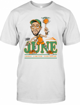 Larry June Lakai Limited Footwear T-Shirt