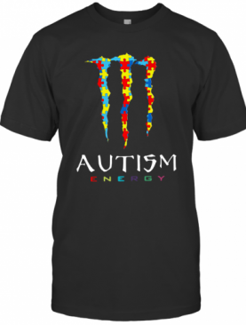 Monster Autism Energy T-Shirt