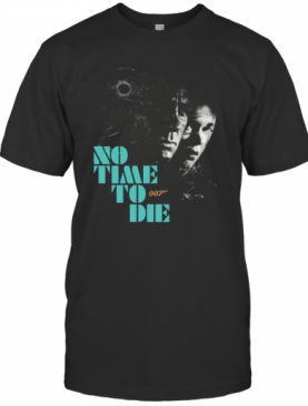 No Time To Die 007 Bond 25 T-Shirt