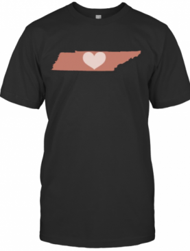 Our Heart Are With Tennessee T-Shirt